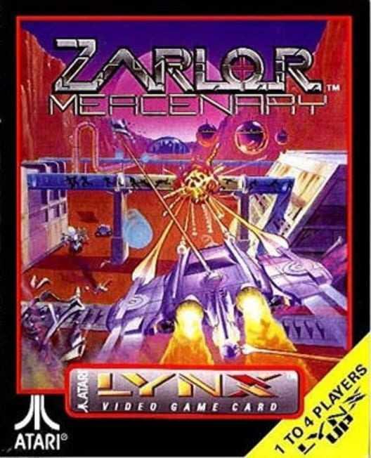 Capa do jogo Zarlor Mercenary