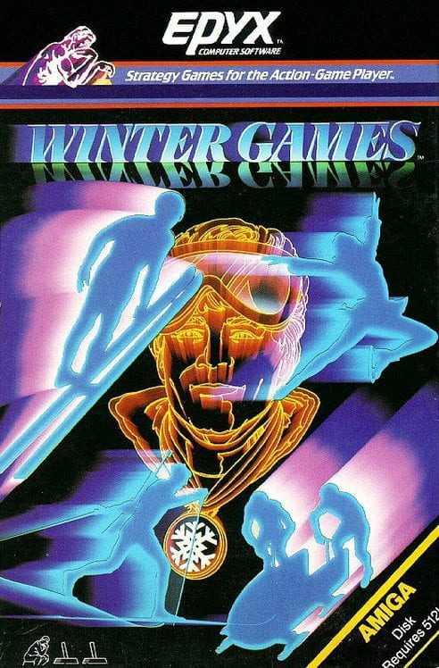 Capa do jogo Winter Games