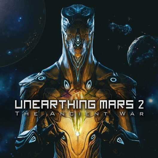Capa do jogo Unearthing Mars 2: The Ancient War