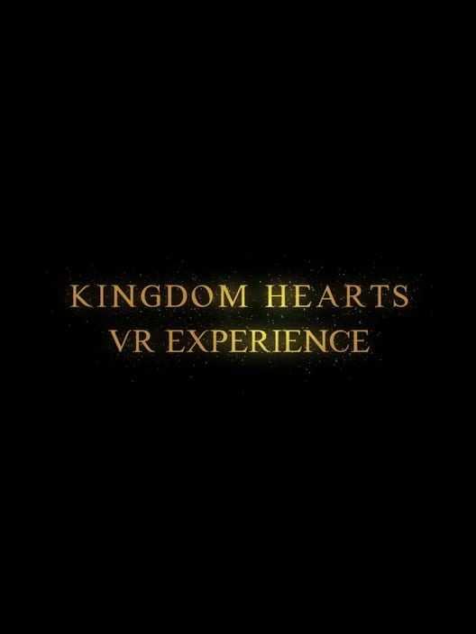 Capa do jogo Kingdom Hearts: VR Experience