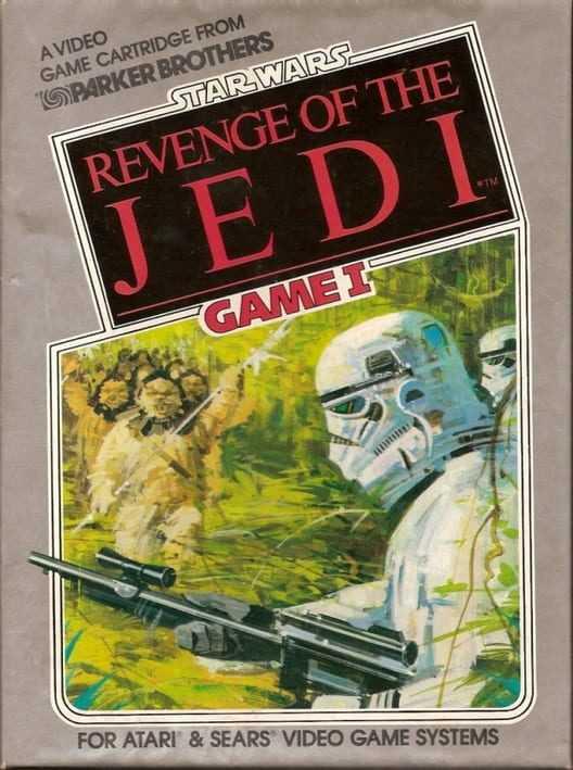 Capa do jogo Star Wars: Return of the Jedi: Ewok Adventure