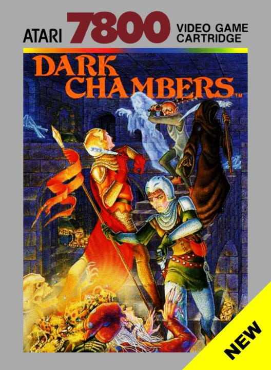 Capa do jogo Dark Chambers
