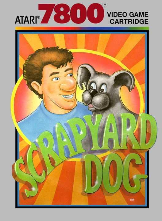 Capa do jogo Scrapyard Dog