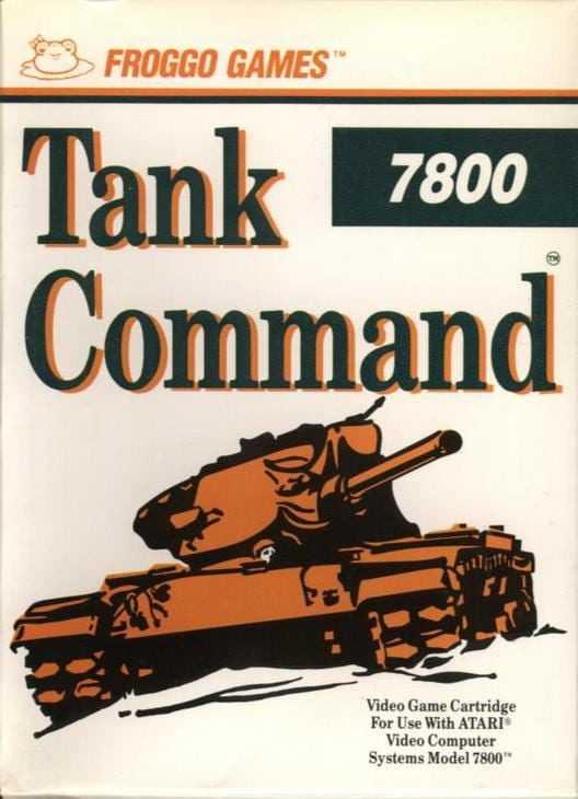 Capa do jogo Tank Command
