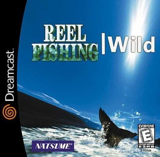 Capa do jogo Reel Fishing: Wild