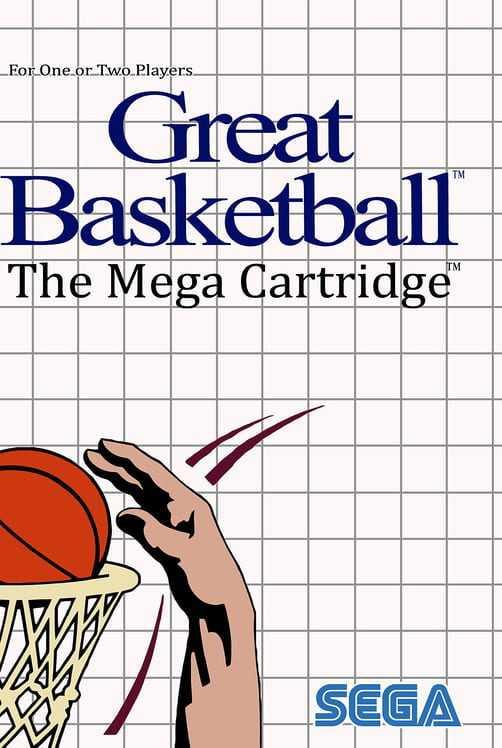 Capa do jogo Great Basketball