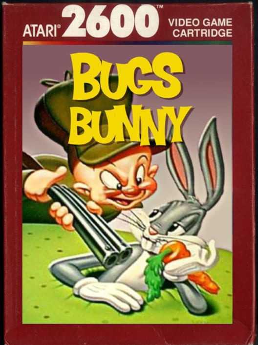 Capa do jogo Bugs Bunny