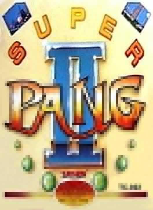 Capa do jogo Super Pang II