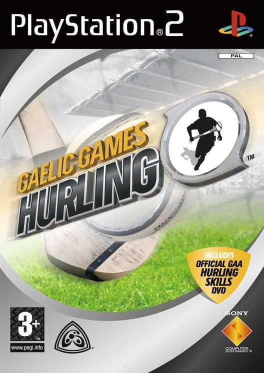Capa do jogo Gaelic Games: Hurling