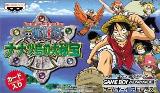 Capa do jogo From TV Animation - One Piece: Big Secret Treasure of the Seven Phantom Islands