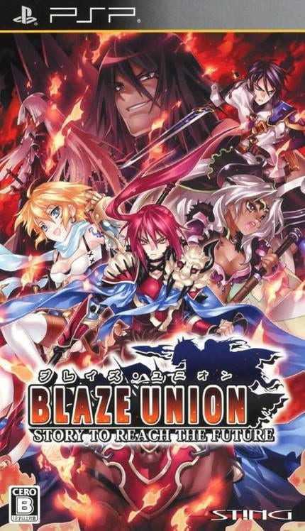 Capa do jogo Blaze Union: Story to Reach the Future