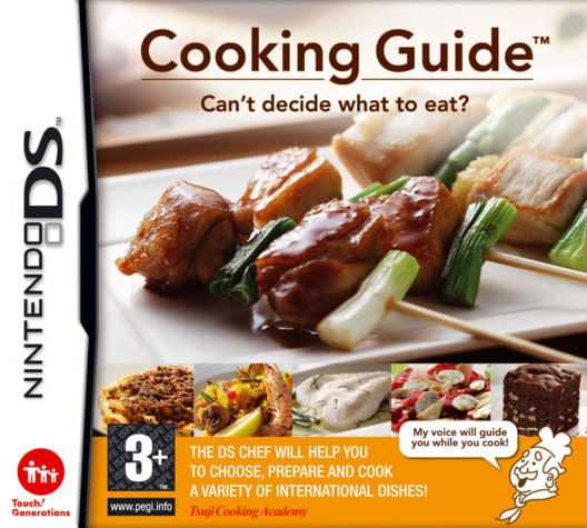 Capa do jogo Cooking Guide: Can't Decide What To Eat?