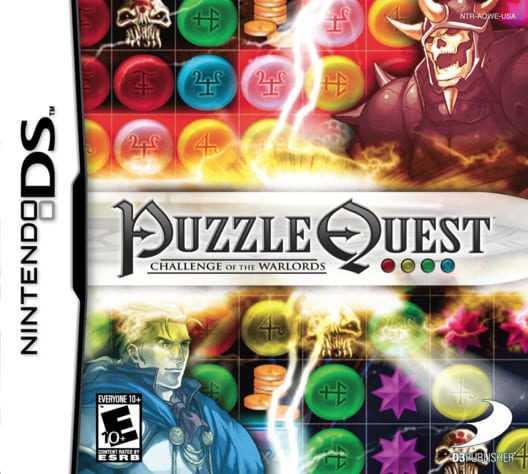 Capa do jogo duplicate Puzzle Quest