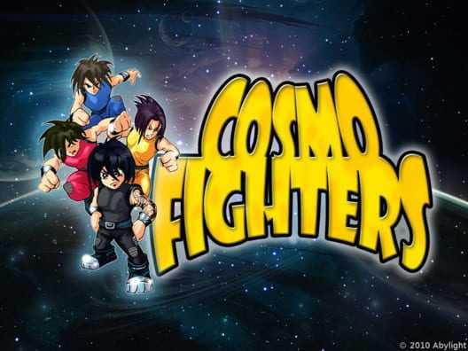 Capa do jogo Cosmo Fighters