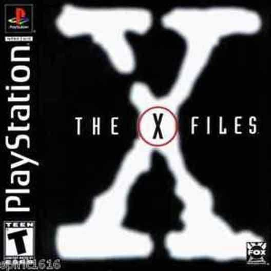 Capa do jogo The X-Files