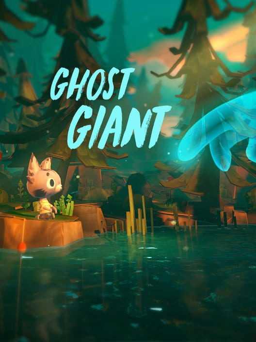 Capa do jogo Ghost Giant
