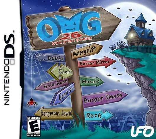 Capa do jogo O.M.G. 26 – OUR MINI GAMES