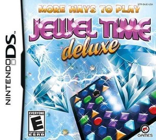 Capa do jogo JEWEL TIME DELUXE