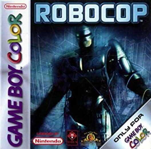 Capa do jogo ROBOCOP