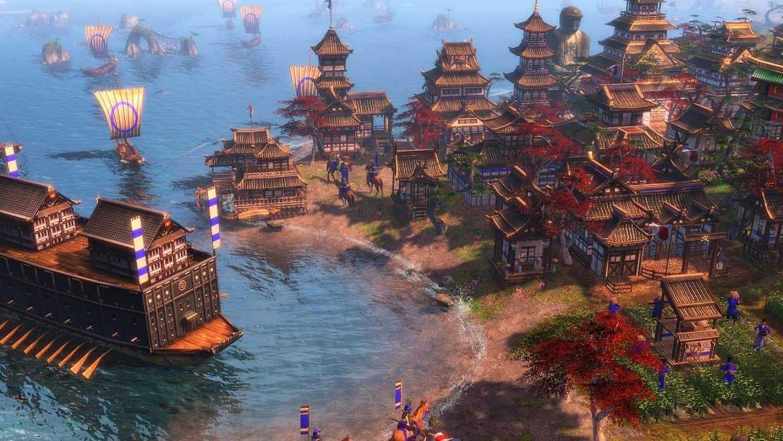 Capa do jogo Age of Empires III: Definitive Edition