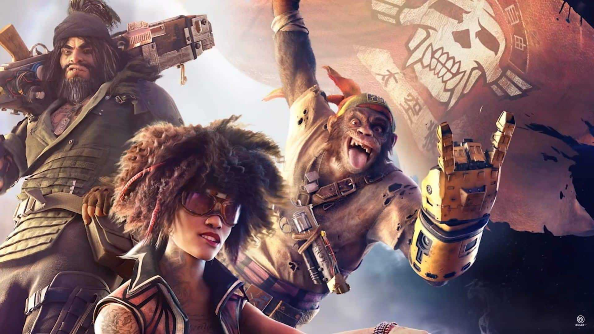Capa do jogo Beyond Good & Evil 2