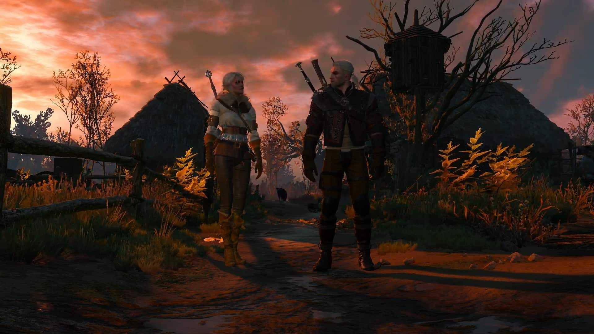 Mod de The Witcher 3 coloca um fim em arco das Moiras