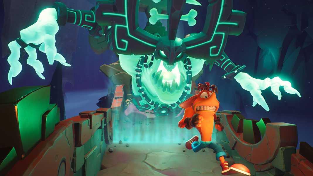 Crash Bandicoot 4 pode sair para Nintendo Switch