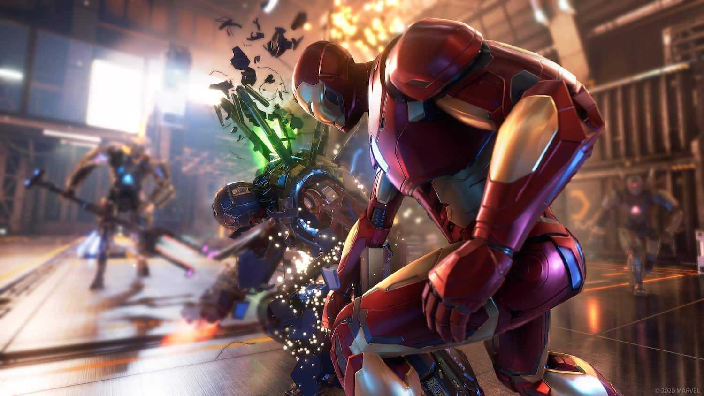 Novos personagens são descobertos no código de Marvel's Avengers