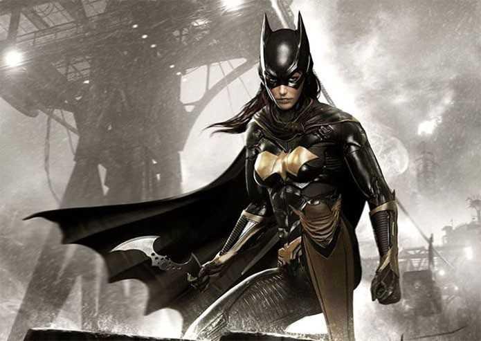 Batgirl poderá estar em novo game do Batman segundo informações encontradas em teaser