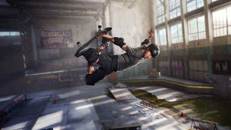 Tony Hawk's Pro Skater 1+2 recebe trailer de lançamento que é pura nostalgia