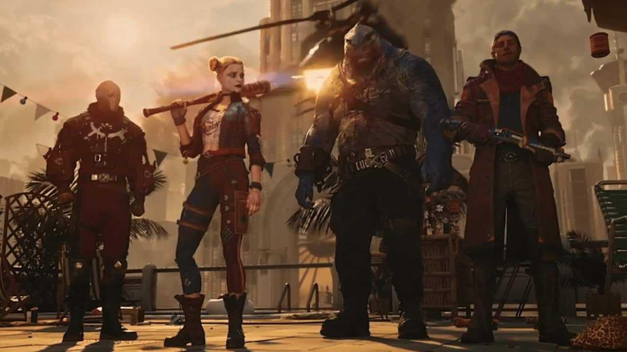 Suicide Squad: Kill the Justice League é relevado durante DC FanDome