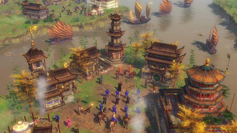 Age of Empires III: Definitive Edition pode ter novas informações reveladas na GAMESCOM