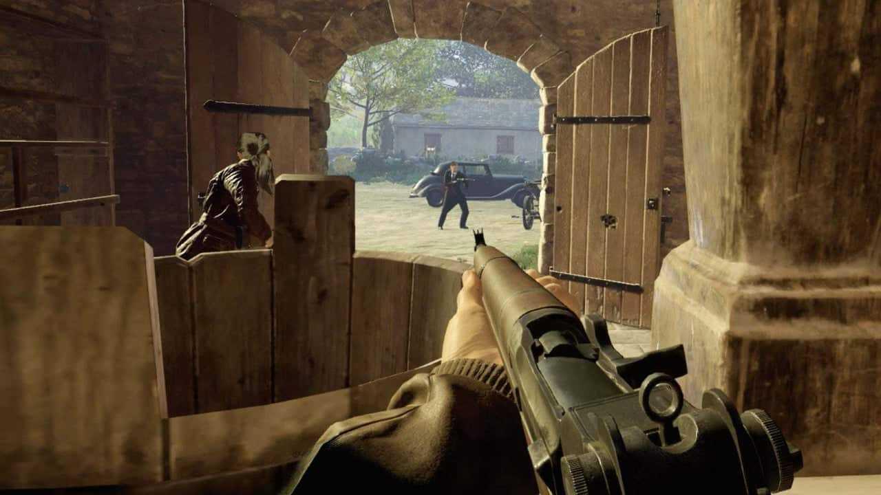 Medal of Honor: Above and Beyond é um game em realidade virtual