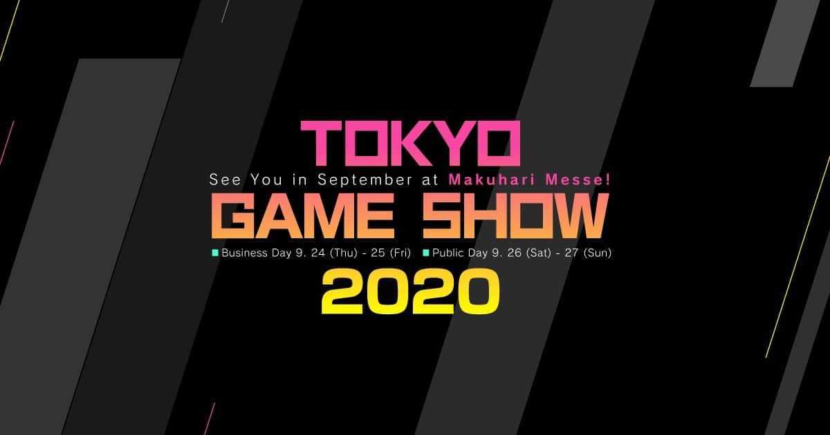 Tokyo Games Show 2020 divulga calendário completo do evento